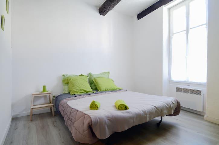 Quiet Atypical Apartement, Appart'Hotel du Luberon - Pertuis - Apartment