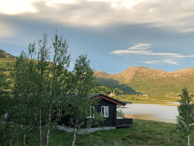 Familiehytte beliggende i tureldorado i Hemsedal