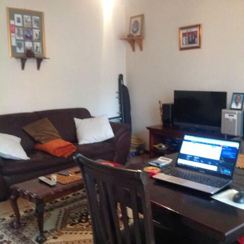 Pietermartizburg apartment peaceful and secure