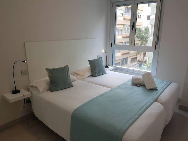 Apartamento de 1 dormitorio en Las Canteras