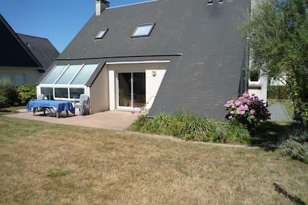 villa mer  familiale et  moderne