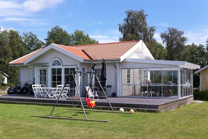 4 sterren vakantie huis in RONNEBY