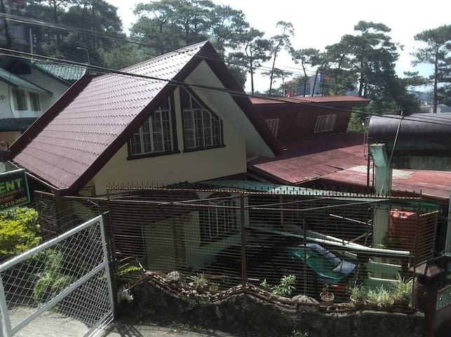 House with 6 beds near Burnham Park