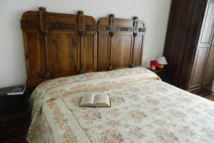 2 rooms in the mountains and Lake Como - Samolaco - Nature lodge