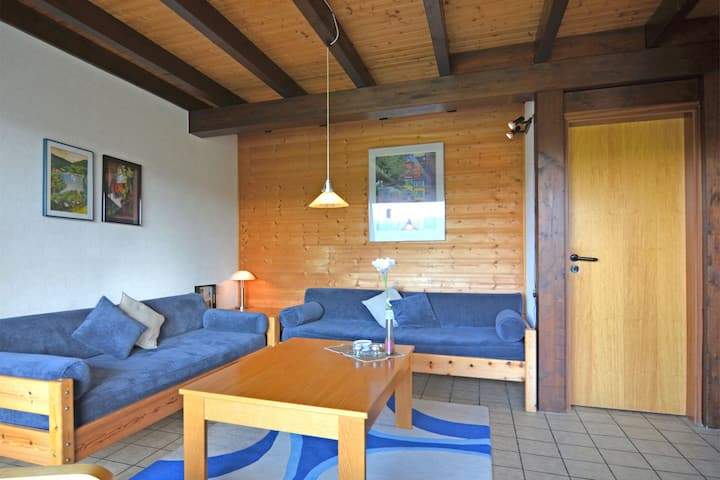 Lovely house in an ideal location in the Sauerland with garden and terrace