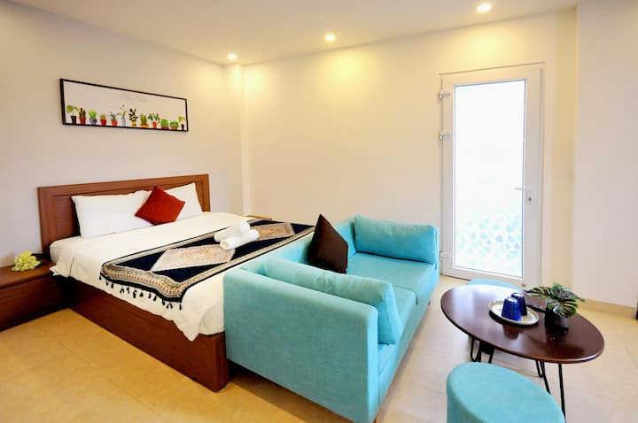 One Bedroom King Bed