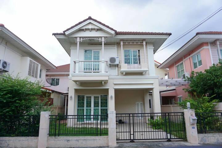 ฺBan Villa Rattanathibate