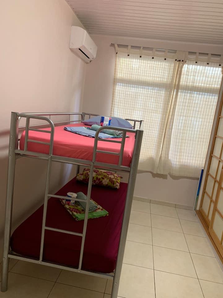 chambre privée Taina