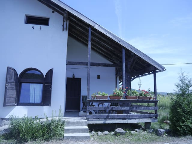 Authentic Countryside Romanian Home - Bughea de Jos - Rumah