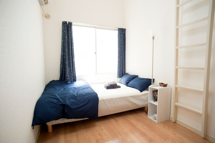 4. Cozy apartment/Ikebukuro/Handy place/wifi/Max5 - Toshima-ku