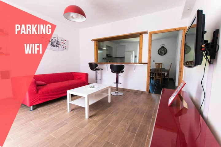 ★ Vox's house ★ Appart  spacieux ★ Parking ★ Wifi