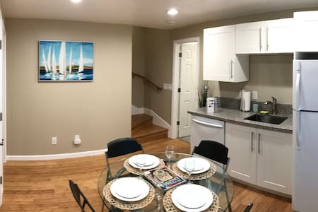 Private Fully-Furnished In-Law Apt near Berkeley