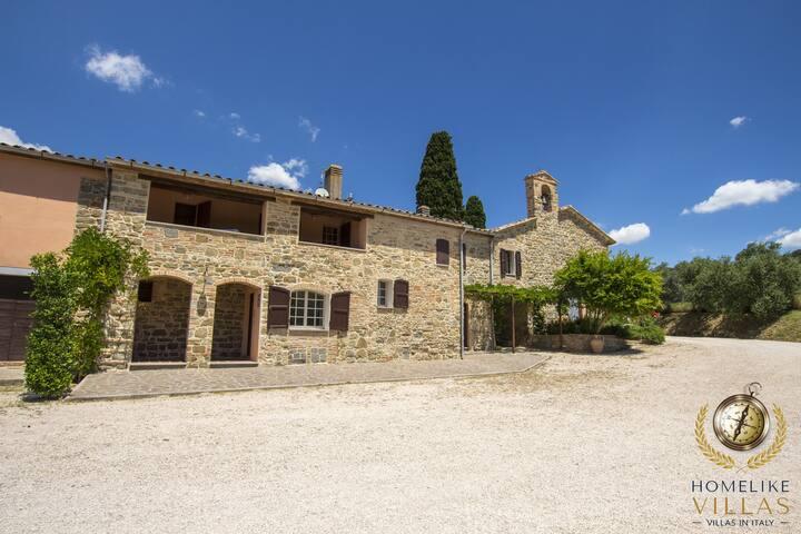 Villa la Terrazza, relax surrounded by nature