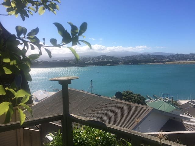 Breathtaking Views, Close to The City - Wellington - House