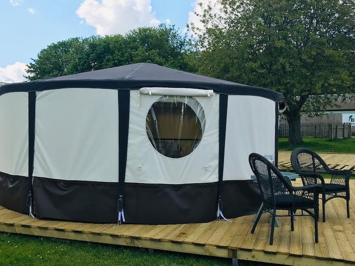 Nomadic Yurts near the beach