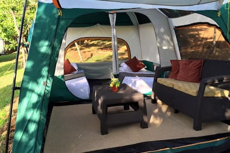 Glamping Tent - Wohnung