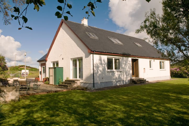 Ardnish self catering