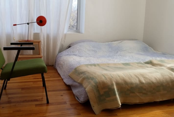 Bright big bedroom in Brooklyn - Brooklyn