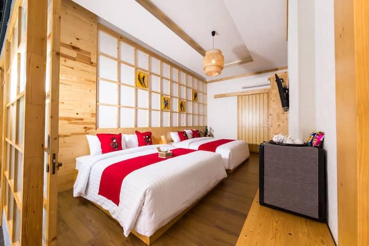 Zen Villa Khao Yai : Deluxe Room