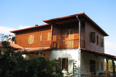 Wooden Nest - Kavala - Blockhütte