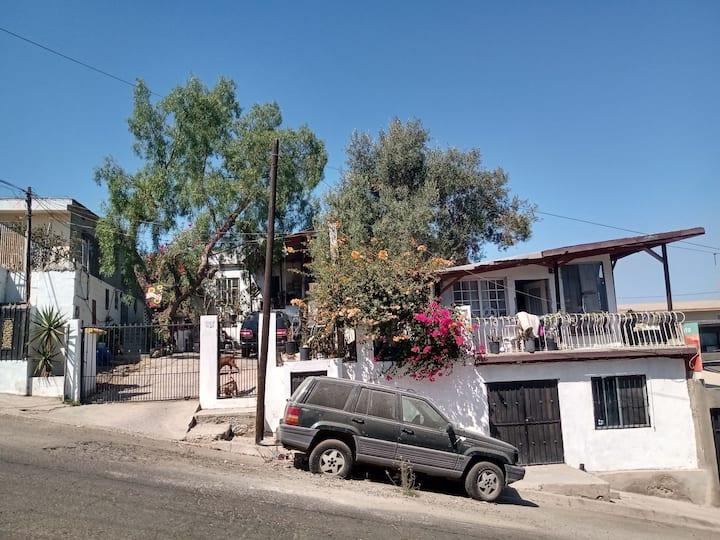 Casa1rec. Con alberca 10min Línea SanYsidro