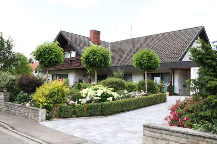 Ferienwohnung in Ipsheim - Ipsheim - Apartment