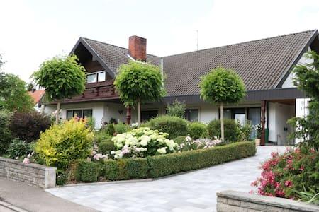Ferienwohnung in Ipsheim - Ipsheim