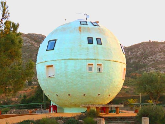 La bola de Chimo - Villena