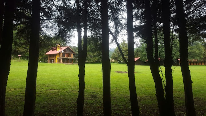 Campamento Zirahuen