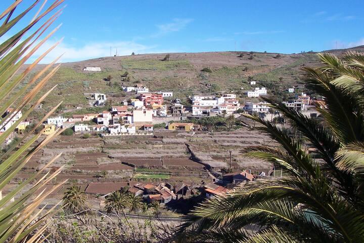 La Vega Rural B, Arure La Gomera