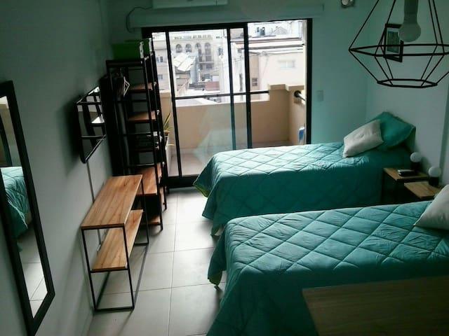 Confortable ambiente en zona céntrica - Buenos Aires - Pis