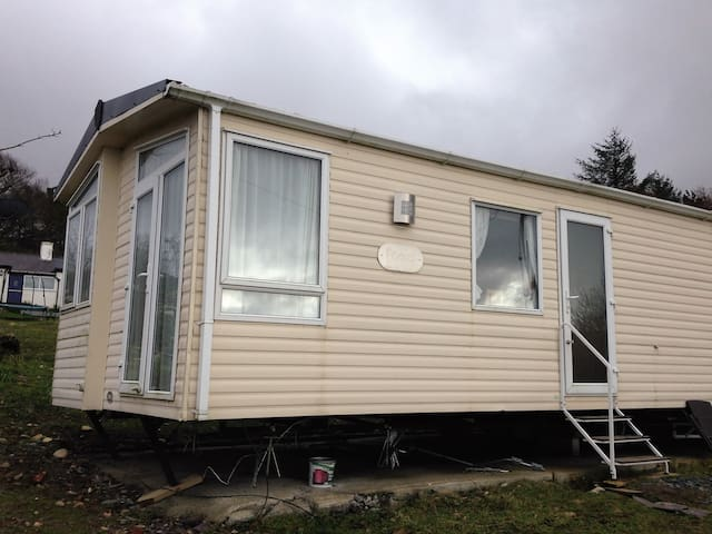 Beautiful 2 bedroom static caravan in Snowdonia - Y Fron - Otros