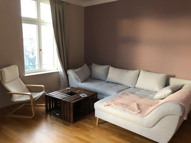 Schönes helles Zimmer in der südlichen Innenstadt