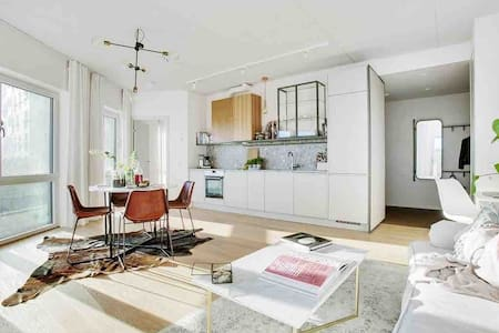Lovely apartment close to the city