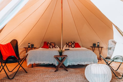 Wander Camp Escalante - Lake Powell - Lake Powell Triple Tent