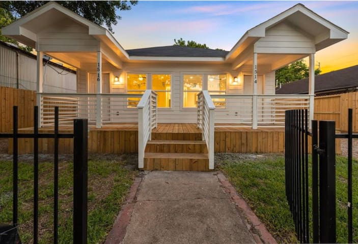 Beautiful Home 4 Min.To HTX Downtown