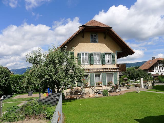 Arn's Ferienwohnung for 5 persons in Wangenried