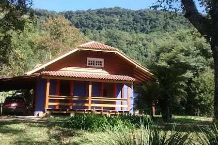 It is a farmhouse and artistic residence that is - Canela - Cabanya