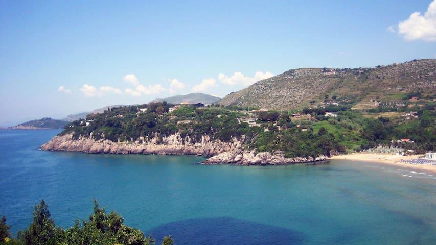 Livingapple beach - Rubens w - Minturno - Casa