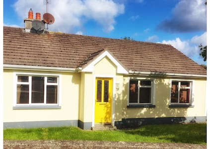 3 Bed Bungalow in Kinnitty Village