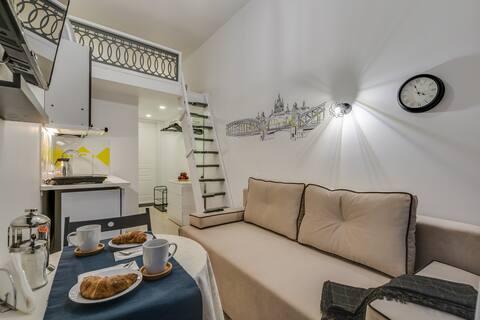 Джамбула 2 · Джамбула 2 · Джамбула 2 · Джамбула 2 · Романтическая квартирка рядом с ул. Рубинштейна