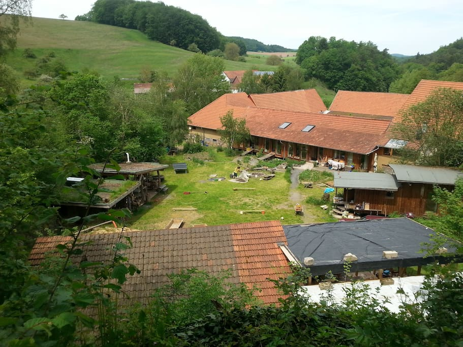 kleines seminarhaus h user zur miete in reichelsheim odenwald hessen deutschland. Black Bedroom Furniture Sets. Home Design Ideas