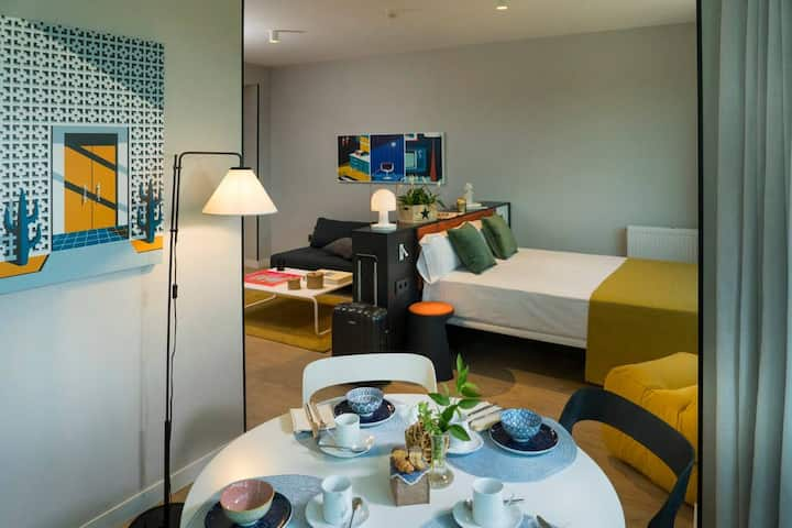 305 - Apartamento · Apartamento Estudio Pozuelo de Alarcón