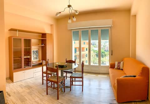 entire apartment 3 rooms 400m from the sea