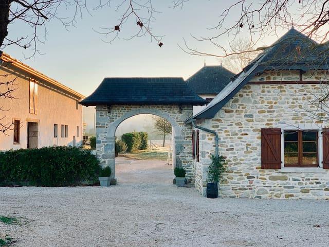 Gîte Peyré - Michel & Geneviève