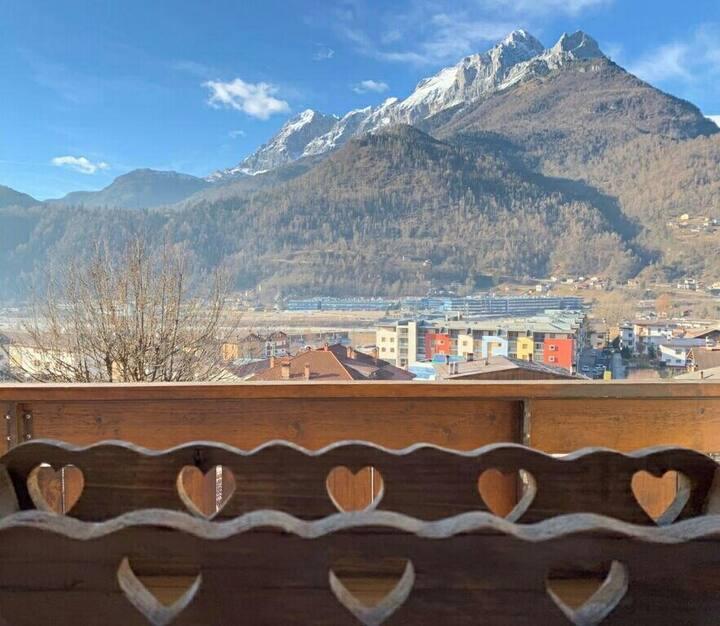 Exploring the Dolomites, Agordo - North Italy