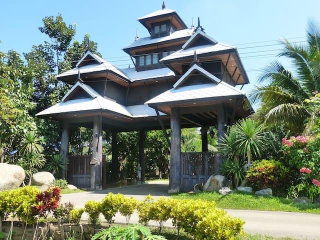 Wang Nadao 3 - Tambon Chiang Dao - Vila