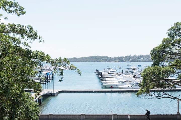 Absolute harborfront 2-bed luxury heaven Rose Bay
