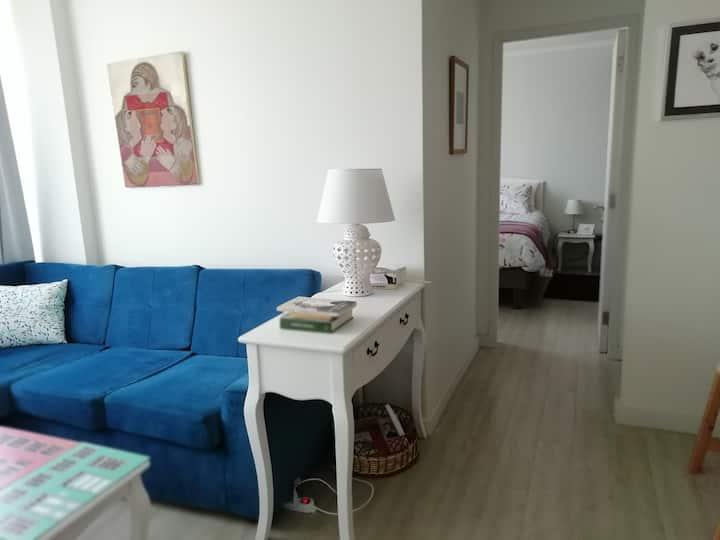 Departamento  cómodo, central, seguro y acogedor