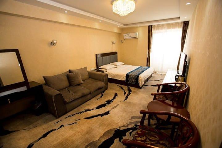 (爱特家快捷酒店)普通大床房